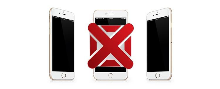 nevyhody pouziteho iphone